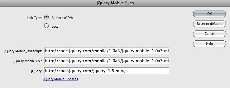 jquery mobile files dialog