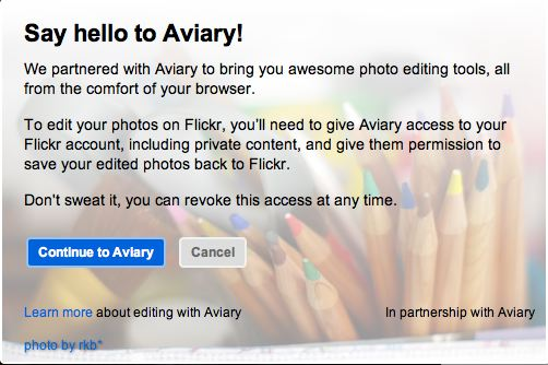 agree to aviary
