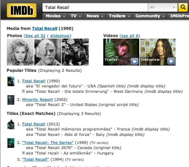 imdb total recall