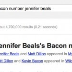 jennifer beals bacon number