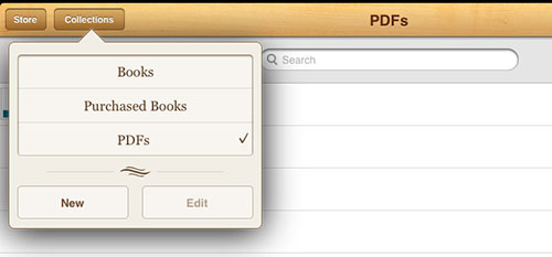 how to pdf files onto ipad 2
