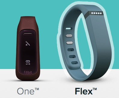 FitBit One and FitBit Flex.