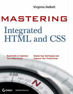 Get Mastering HTML and CSS at amazon.com